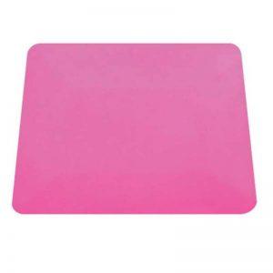 tarjeta de teflón rosa