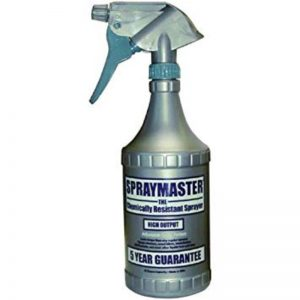 Botella y gatillo Spraymaster