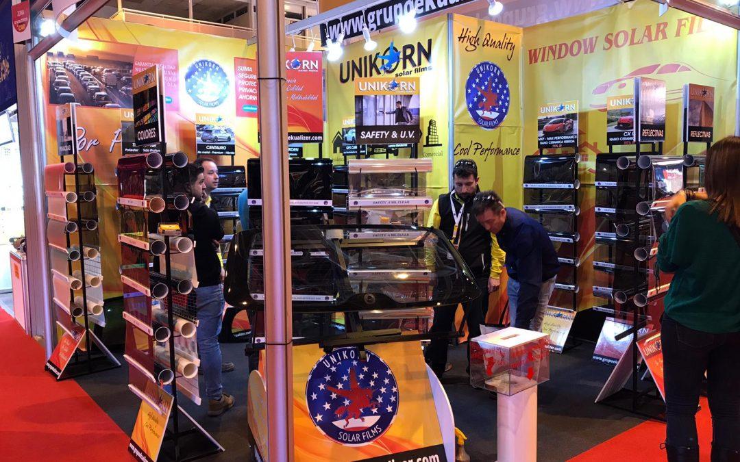 Unikorn Solar en Motortec